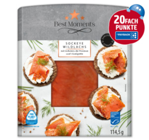 BEST MOMENTS Sockeye Wildlachs