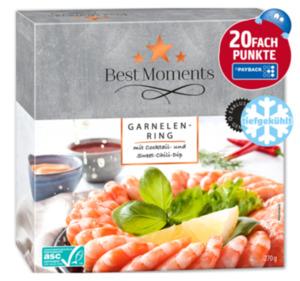 BEST MOMENTS Garnelen-Ring