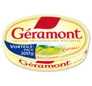 GÉRAMONT Französischer Weichkäse