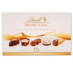 LINDT Pralinés classic