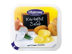 Kartoffel-/Weißkrautsalat