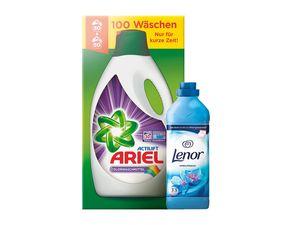 Ariel Gel 100 Wäschen
