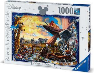 Ravensburger 1000 Teile Puzzle - König der Löwen