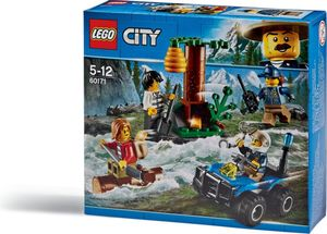 LEGO® Sortiment - Verfolgung durch die Berge