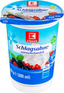 K-CLASSIC  Schlagsahne