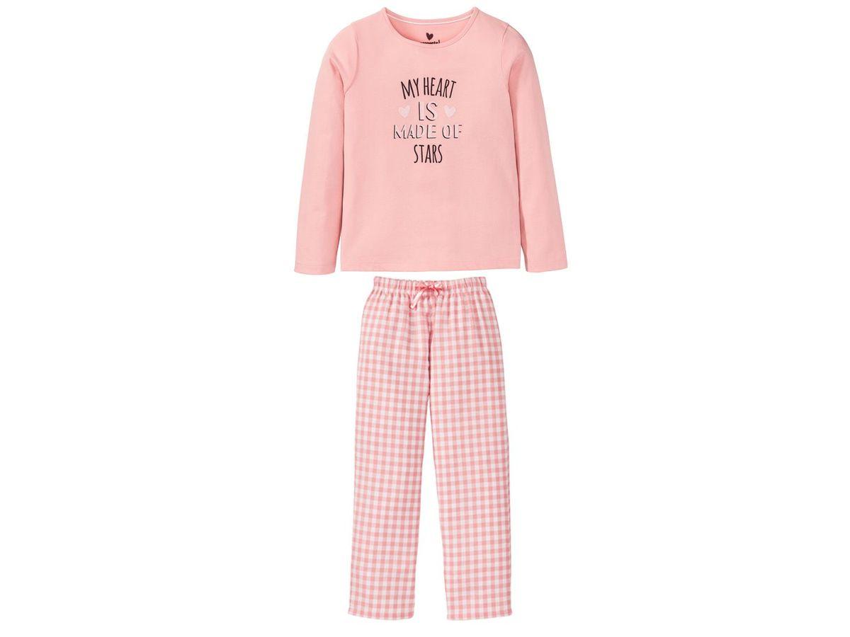 Bild 2 von PEPPERTS® Kinder Mädchen Schlafanzug