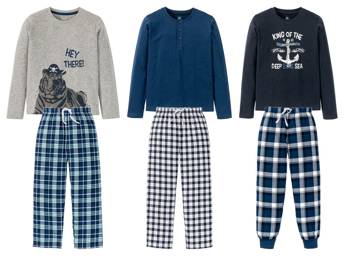 Bild 1 von PEPPERTS® Kinder Jungen Schlafanzug