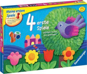 Ravensburger Spiele für Kinder oder Erwachsene - 4 erste Spiele