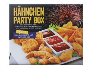 Hähnchen-Partybox