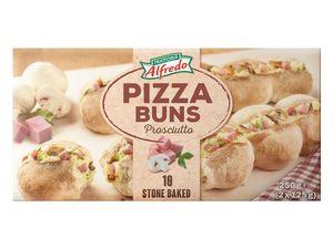 Pizza-Buns