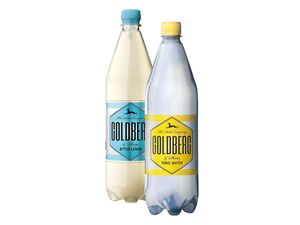 Goldberg Tonic Water/Bitter Lemon