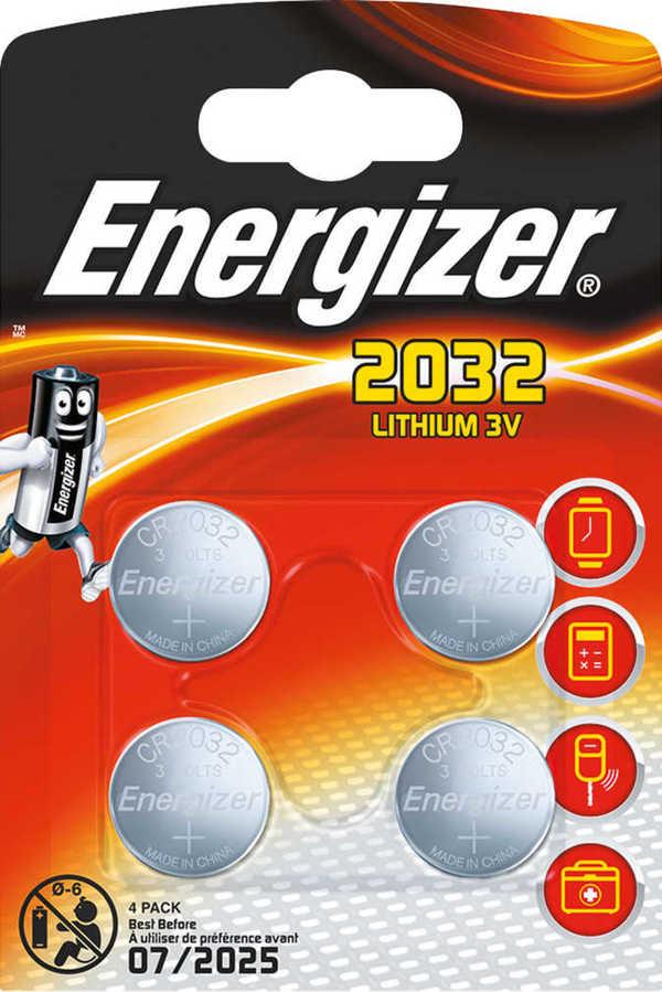 ENERGIZER  Spezialbatterien »CR2032«