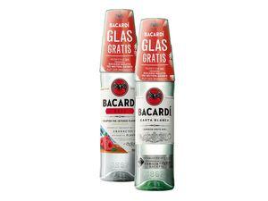 Bacardi Carta Blanca Rum/Razz