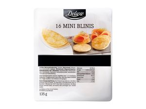 Mini-Blinis