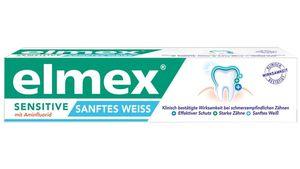 elmex Zahncreme Sensitive Sanftes Weiss