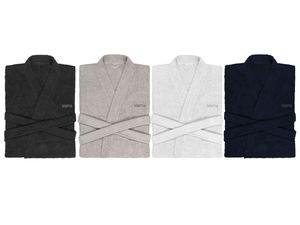 Biberna Bademantel Kimono unisex