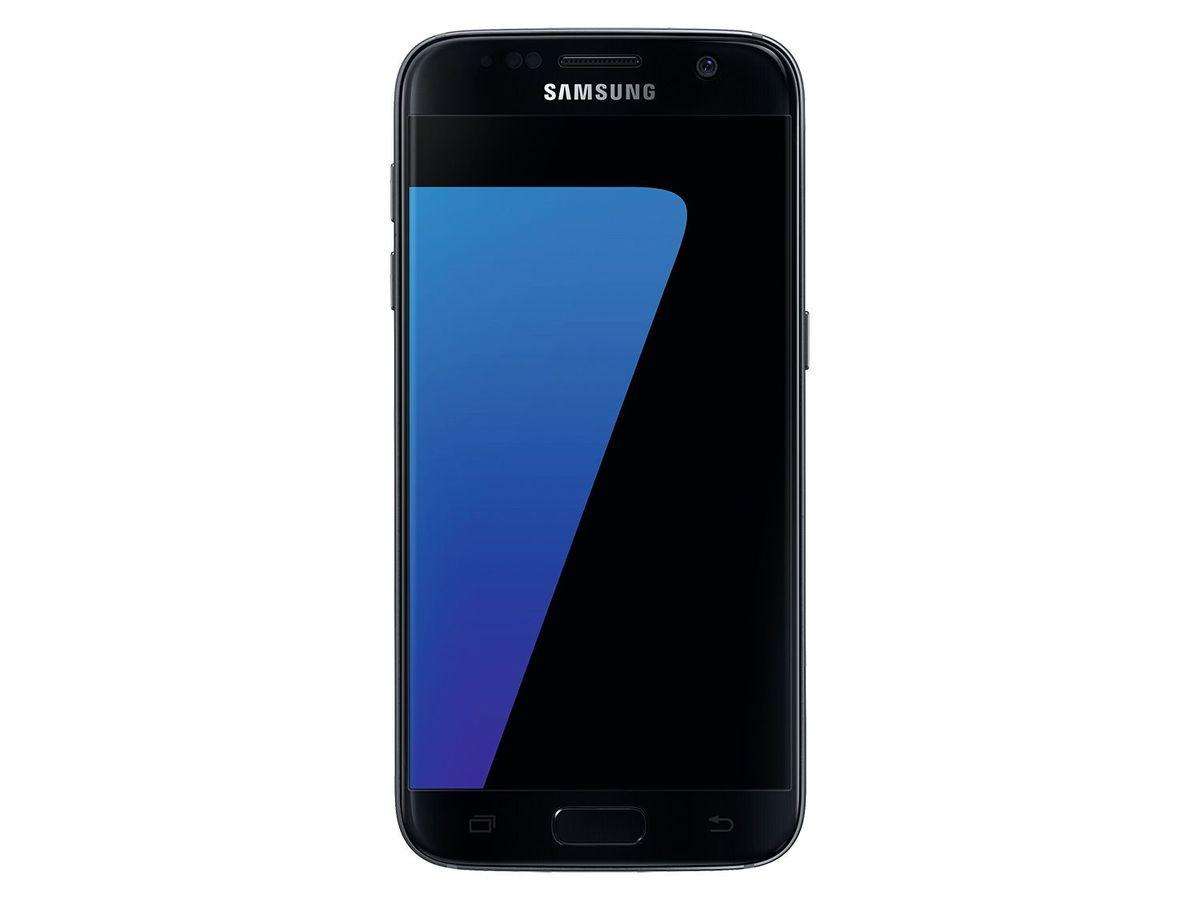 Bild 1 von SAMSUNG Smartphone Galaxy S7 32GB black onyx