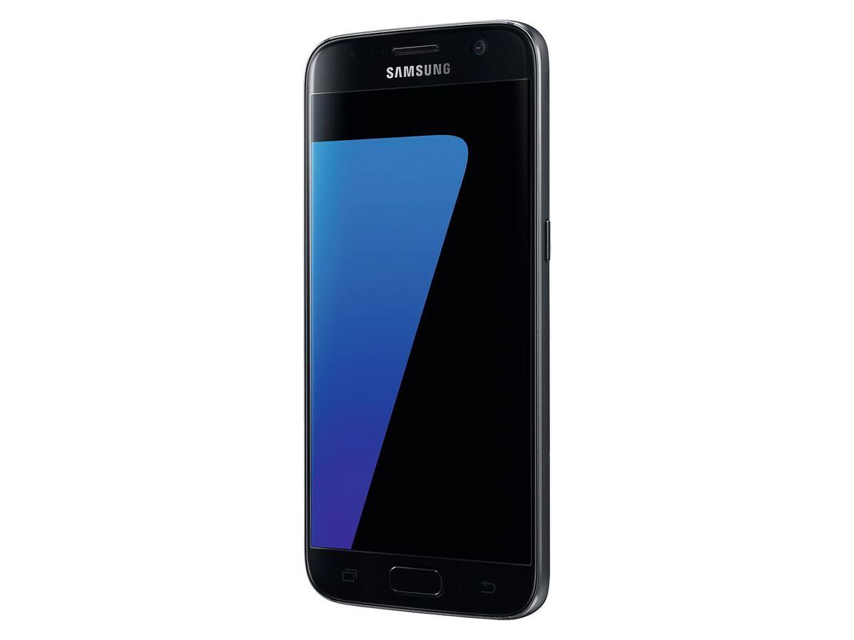 Bild 2 von SAMSUNG Smartphone Galaxy S7 32GB black onyx