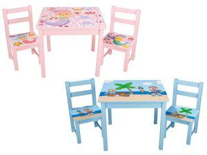 LIVARNO LIVING® Kinder Tisch mit zwei Stühlen