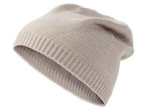 ESMARA® Damen Mütze mit Kaschmir