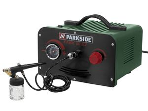 PARKSIDE® Airbrushset PABK 60 B2