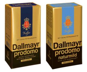 Dallmayer prodomo Kaffee