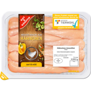 Gut & Günstig Hähnchen-Innenfilet