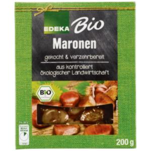 EDEKA Bio Maronen