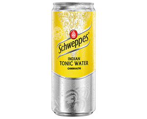 Schweppes®  Indian Tonic Water