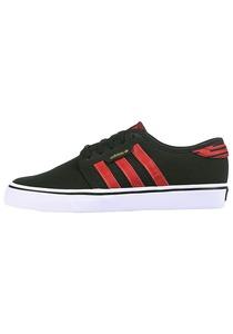 Adidas Skateboarding Seeley Sneaker - Schwarz