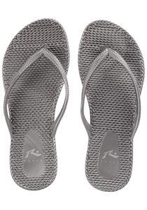 Rusty Thong Dippin - Sandalen für Damen - Silber