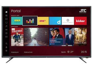 JTC GALAXIS 4.3 4K UHD LED-Fernseher 43 Zoll Smart TV