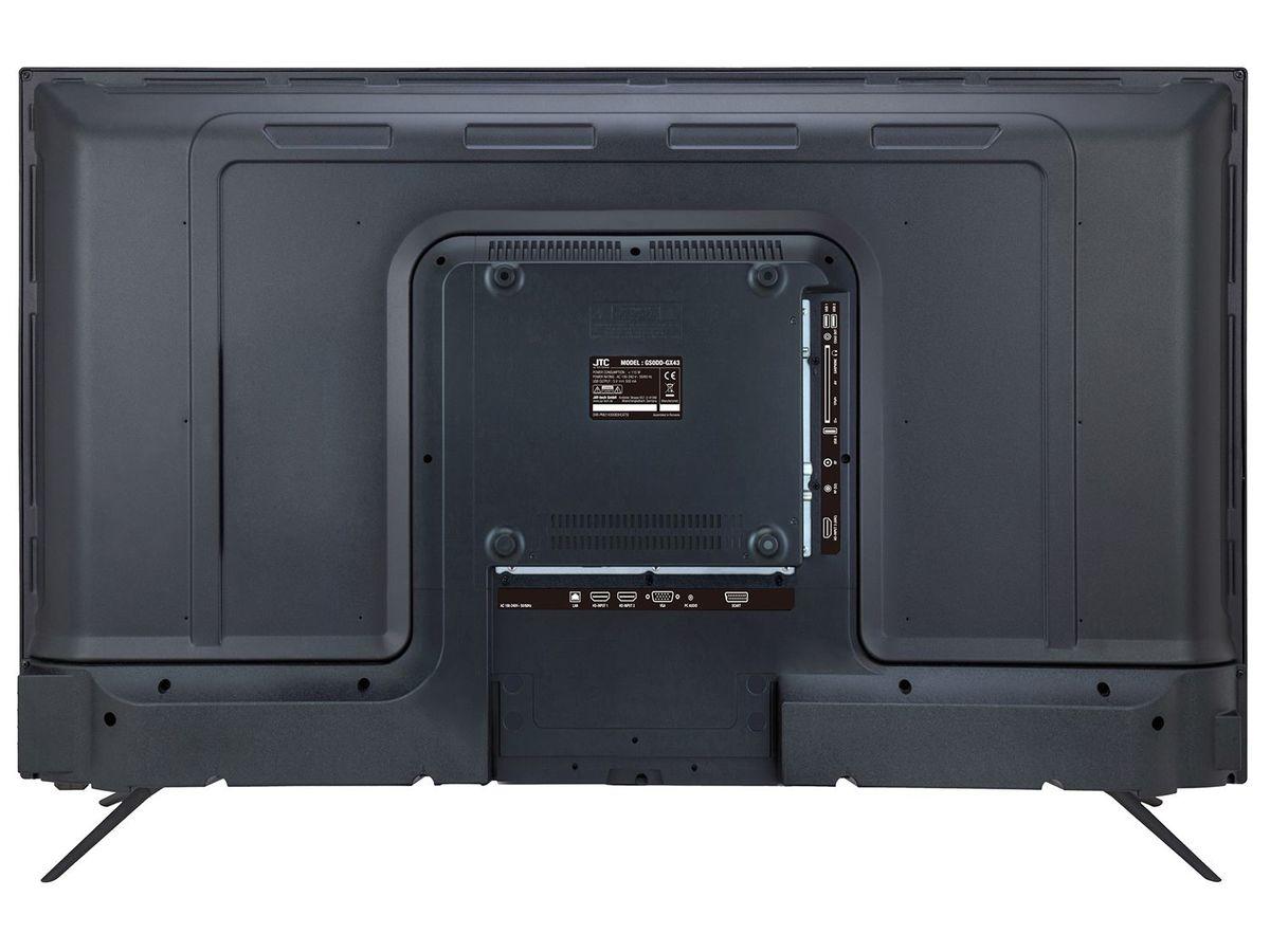 Bild 4 von JTC GALAXIS 4.3 4K UHD LED-Fernseher 43 Zoll Smart TV