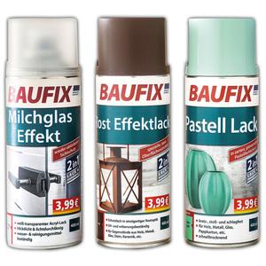 BAUFIX Effekt-Sprühlacke 2in1