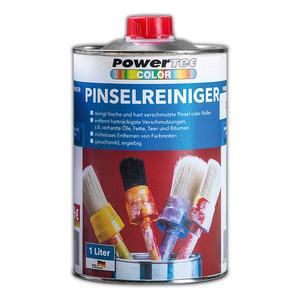 Powertec Color Pinsel-Reiniger 1 Liter