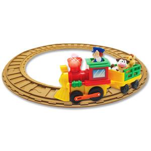 »Choo Choo Train« Zug mit Tieren und Sound