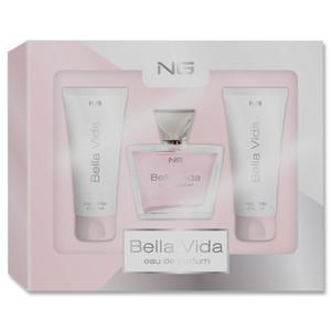 NG »Bella Vida« Eau de Parfum Duftset 3tlg.