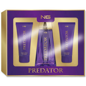 NG »Predator« Eau de Parfum Duftset 3tlg.