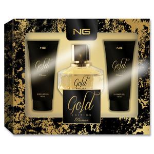 NG »Gold Edition Woman« Eau de Parfum Duftset 3tlg.