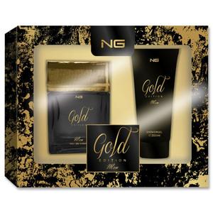 NG »Gold Edition Men« Eau de Toilette Duftset 2tlg.