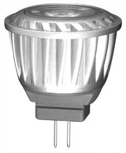 LED Strahler 2 W , GU4 , 12V , 100lm , 3000 K Müller Licht