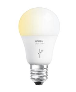 LIGHTIFY 10 Watt Leuchtmittel, E27, Tunable White, matt, A+ Osram