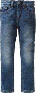 Jeans Skinny aus Sweatdenim Gr. 92 Jungen Kleinkinder