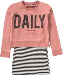 Set Sweatshirt + Top Gr. 176 Mädchen Kinder