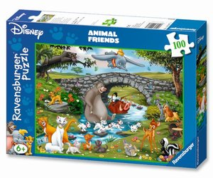 Ravensburger Puzzle Disney Animal Friends