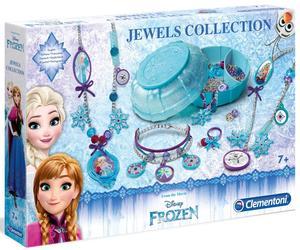 Clementoni Schmuckkollektion Disney Die Eiskönigin
