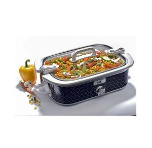 MIA Slow Cooker mit 3 Hitzestufen