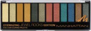 MANHATTAN Cosmetics Lidschattenpalette Eyemazing Eye Contouring Palette Spice Edition 7