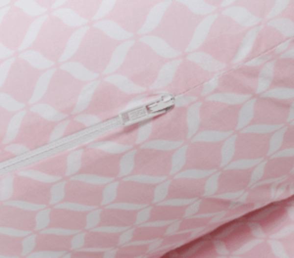 Motherhood Bezug für Sleepy-C Lagerungskissen, rosa Classic