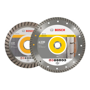 Bosch Diamanttrennscheiben SET Standard for Universal Turbo
